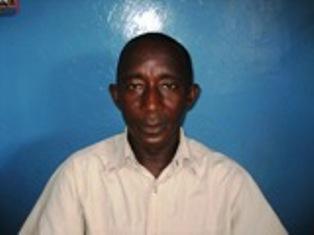 Ernest Kamara - driver